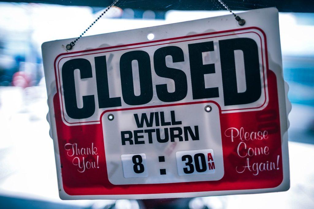 Pourquoi les banques sont fermées lors d'une crise financière ?
