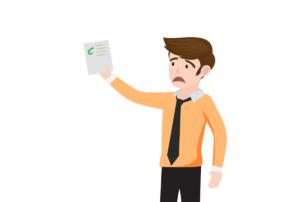 Lettre de demande d'échelonnement pour le paiement d'une facture – Modèle de lettre