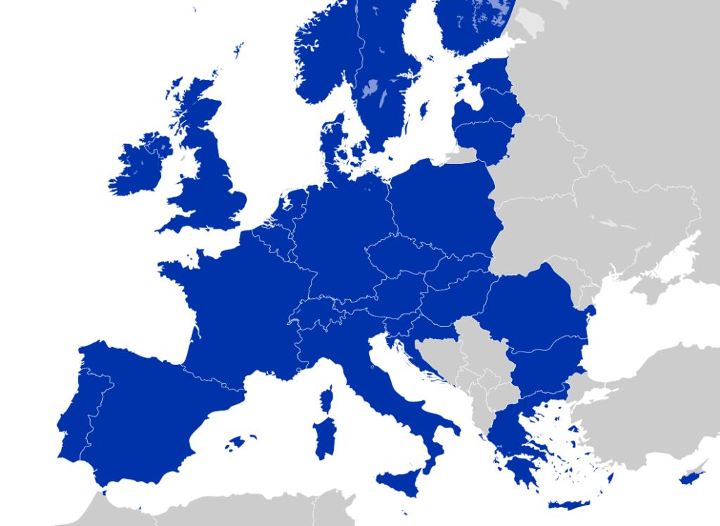 Quels sont les pays de la zone SEPA ?