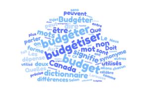 Dit-on budgéter ou budgétiser ?
