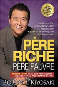 Père riche, père pauvre - livre éducation financière