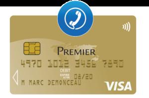 Comment contacter Visa Premier ?