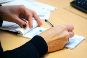 Comment faire un chèque de banque ?